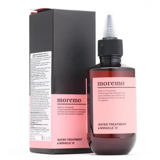 Жидкая экспресс - маска для волос Miracle 10 Moremo