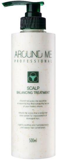 Балансирующий кондиционер для волос Around Me Scalp Balancing Treatment Welcos
