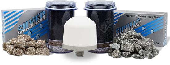 Полный комплект фильтров для KeoSan KS-971 (12 л.)