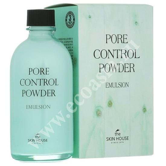 Эмульсия для очищения и сужения пор Pore Control The Skin House