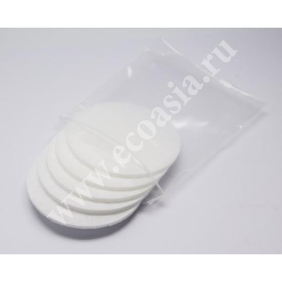 Сменный фильтр из микрофибры для душевых насадок AS-9000, AS-701