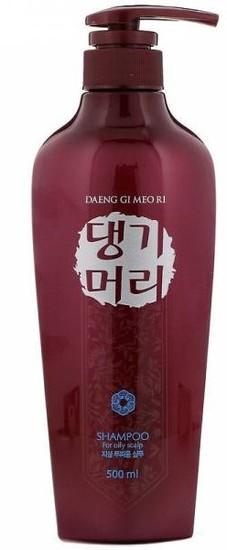 Шампунь против выпадения волос (для жирной кожи головы) Jinyoon Anti-Hair Loss Daeng Gi Meo Ri (Корея)