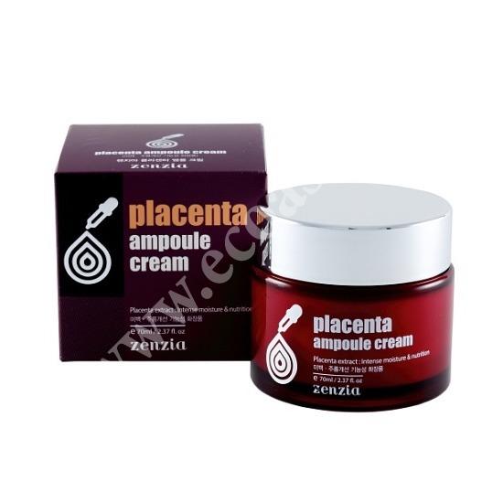 Крем для лица с экстрактом плаценты Zenzia (фото)