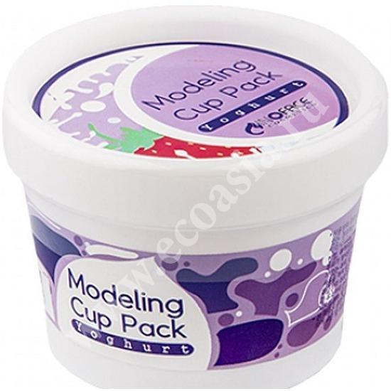 Альгинатная маска с йогуртом для интенсивного увлажнения и сияния кожи Inoface (фото)