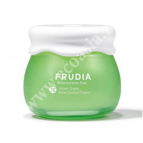 Себорегулирующий крем с зеленым виноградом для жирной и комбинированной кожи Frudia (Корея)