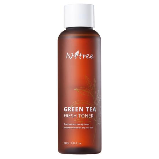 Освежающий тоник с экстрактом зеленого чая Isntree
