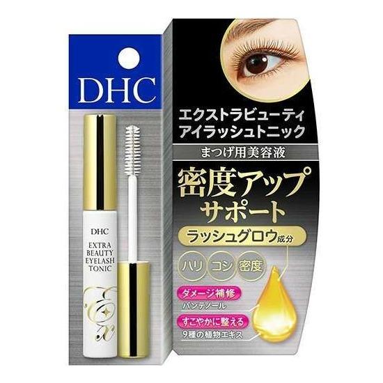 Тоник для роста ресниц DHC extra beauty eyelash tonic