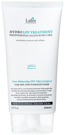 Увлажняющая маска для волос Hydro LPP Treatment Lador (фото, Увлажняющая маска для сухих и поврежденных волос ладор)