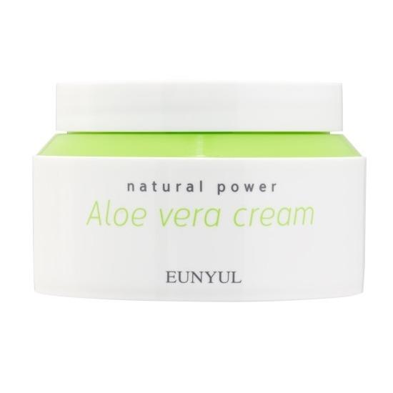 Крем с экстрактом алоэ Natural Power Aloe Cream Eunyul