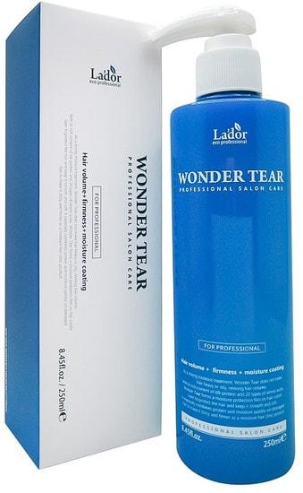 Средство для придания волосам гладкости и объема Wonder Tear Lador