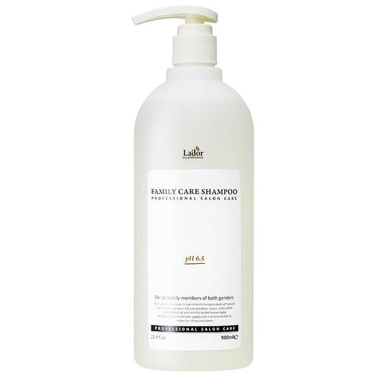 Профессиональный шампунь для всей семьи Family Care Shampoo Lador