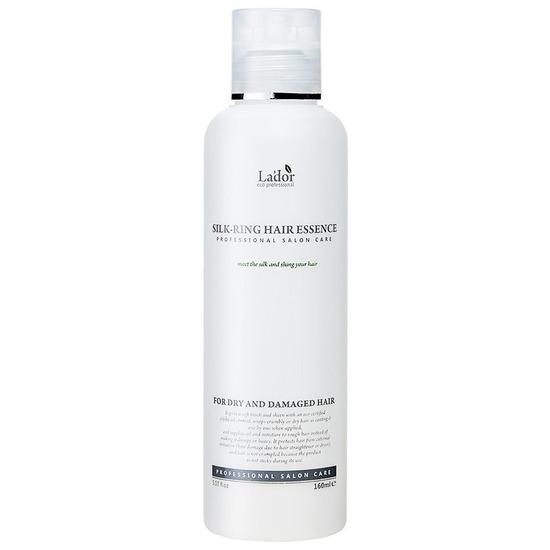 Восстанавливающая эссенция для сухих и поврежденных волос Silk-Ring Hair Essence Lador