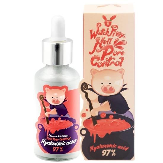 Сыворотка гиалуроновая кислота 97% Witch Piggy Hell Pore Control Hyaluronic Acid Elizavecca (фото)