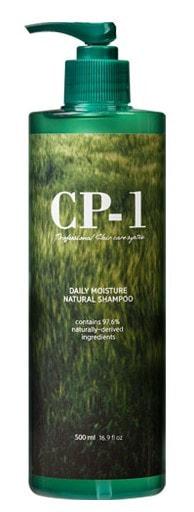 Натуральный увлажняющий шампунь для волос CP-1 Daily Moisture Natural Shampoo Esthetic House