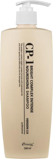 Протеиновый шампунь для волос CP-1 Bright Complex Intense Nourishing Shampoo Esthetic House (фото, Esthetic House CP-1 Bright Complex Intense Nourishing Shampoo)