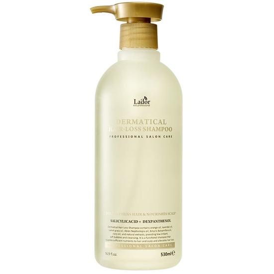 Шампунь против выпадения волос Dermatical Hair Loss Shampoo Lador Lador (фото)