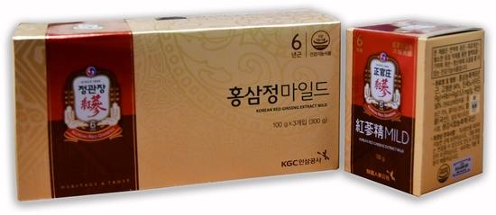 Экстракт 100% красного корейского 6-летнего женьшеня с медом Korean Red Ginseng Extract Cheong Kwan Jang (фото)