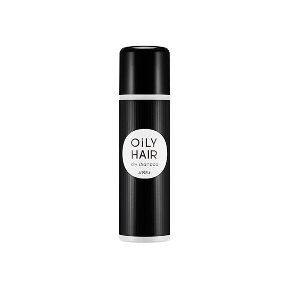 Сухой шампунь для жирных волос Oily Hair Dry Shampoo Apieu (фото)