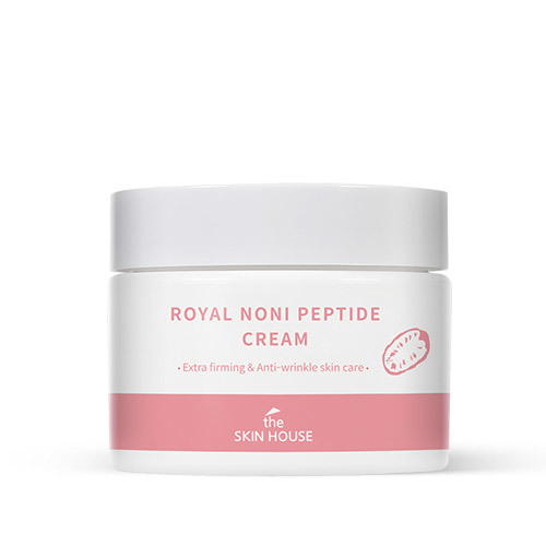 Укрепляющий крем с пептидами и экстрактом нони Royal Noni Peptide Cream The Skin House (фото)