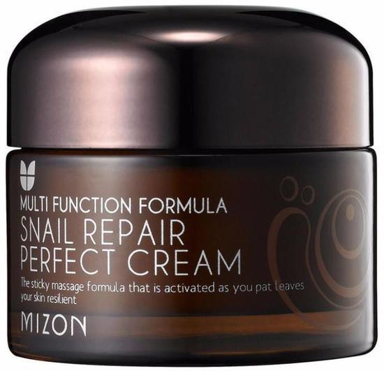 Питательный улиточный крем Snail Repair Perfect Cream Mizon (фото)