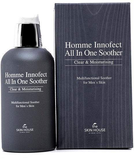 Многофункциональное средство для ухода за мужской кожей Homme Innofect The Skin House (фото)