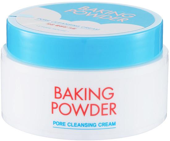 Крем для очищения пор Baking Powder Pore Cleansing Cream Etude House (фото)
