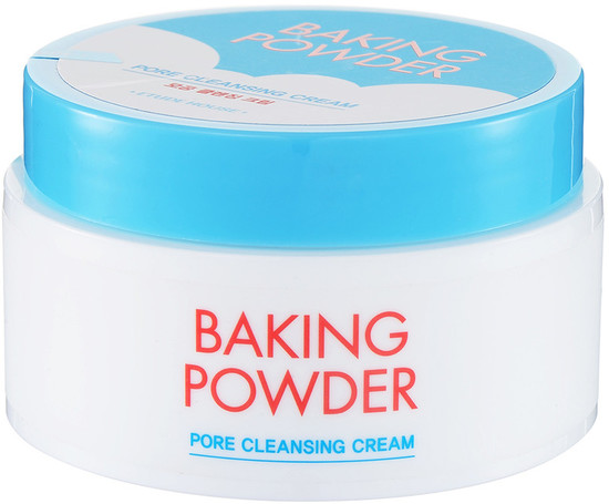 Крем для очищения пор Baking Powder Pore Cleansing Cream Etude (фото, Крем для очищения пор Baking Powder Pore Cleansing Cream Etude)