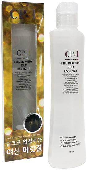 Восстанавливающая шелковая эссенция для волос CP-1 The Remedy Silk Essence Esthetic House (фото)