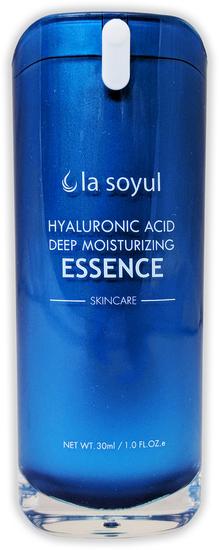 Эссенция с гиалуроновой кислотой для глубокого увлажнения кожи Premium Hyaluronic Acid La Soyul