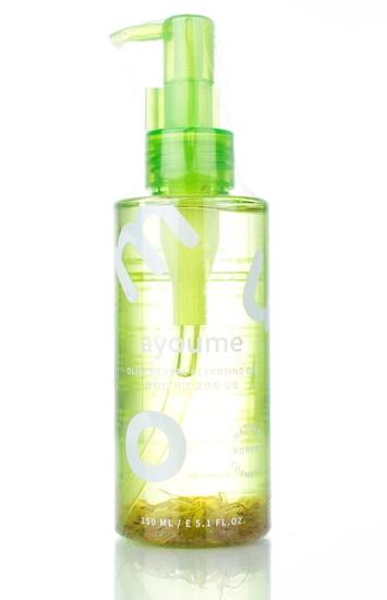 Освежающее гидрофильное масло на основе 100% масла оливы Ayoume