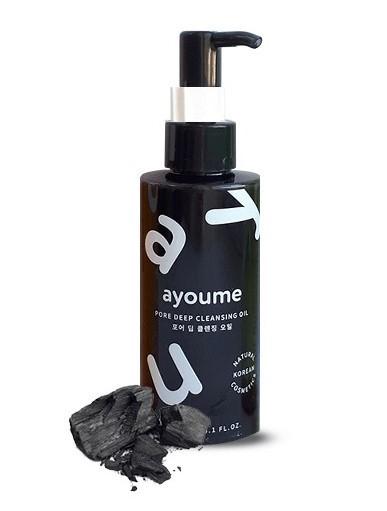 Гидрофильное масло для очистки пор Pore Deep Cleansing Oil Ayoume