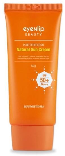 Увлажняющий солнцезащитный крем для лица SPF 50+/PA+++ Eyenlip (фото)