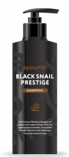 Шампунь для волос с муцином улитки Ayoume Ayoume