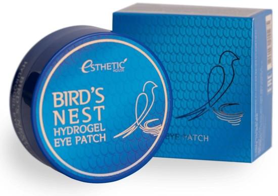 Гидрогелевые патчи под глаза с экстрактом ласточкиного гнезда Esthetic House (фото)