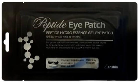 Гидрогелевые патчи для глаз с пептидами Anskin (фото)