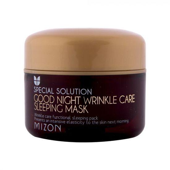 Ночная маска против морщин Good Night Wrinkle Care Sleeping Mask Mizon