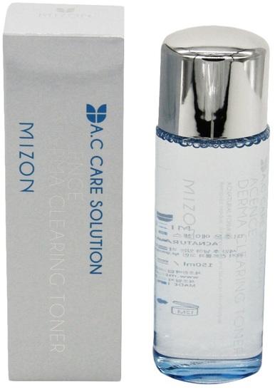 Тоник для проблемной кожи Acence Derma Clearing Toner Mizon (фото)