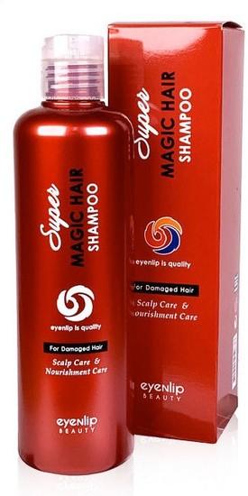 Восстанавливающий шампунь для поврежденных волос Eyenlip
