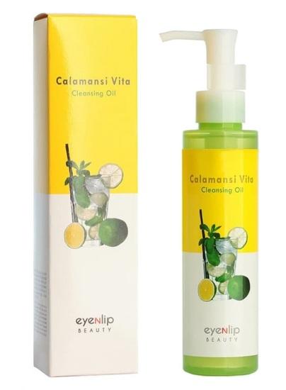 Гидрофильное масло для снятия макияжа с экстрактом каламанси Eyenlip (фото)