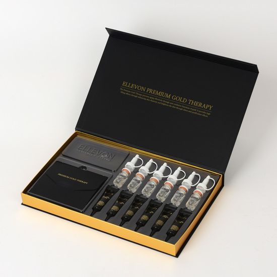 Антивозрастная программа золотая терапия Ellevon Premium Gold Therapy (фото)