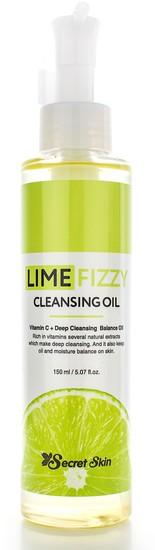 Гидрофильное масло для снятия макияжа с экстрактом лайма Secret Skin (фото)