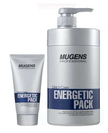 Энергетическая маска для волос Mugens Energetic Hair Pack Welcos