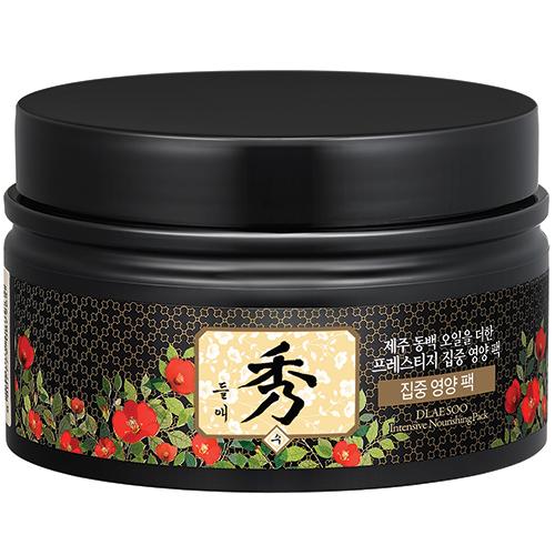 Питательная маска против выпадения волос Soo Pure Intensive Nourishing Pack Daeng Gi Meo Ri (фото)