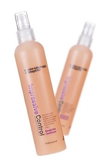 Кератиновый кондиционер спрей для волос Keratin Vita Conditioner Welcos (фото)