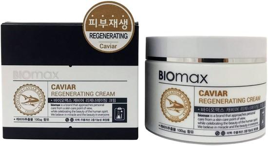 Восстанавливающий крем для лица с экстрактом икры BIOmax (фото)