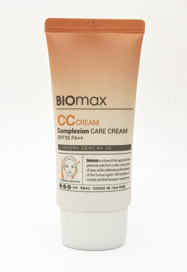 СС крем SPF35 PA++ Complexion Care Cream BIOmax (фото)