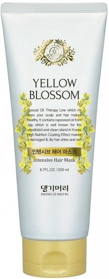 Интенсивная маска против выпадения волос Yellow Blossom Intensive Hair Mask Daeng Gi Meo Ri
