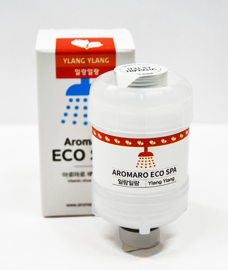 Витаминный фильтр для душа марки Aromaro Eco Spa (фото)
