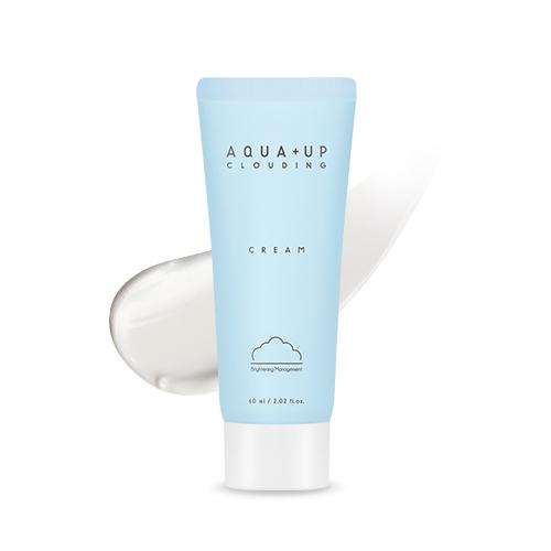 Увлажняющий паровой крем для лица Aqua Up Clouding Cream Apieu (фото)