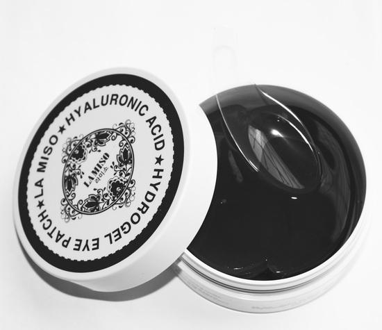 Гидрогелевые патчи для глаз с гиалуроновой кислотой La Miso